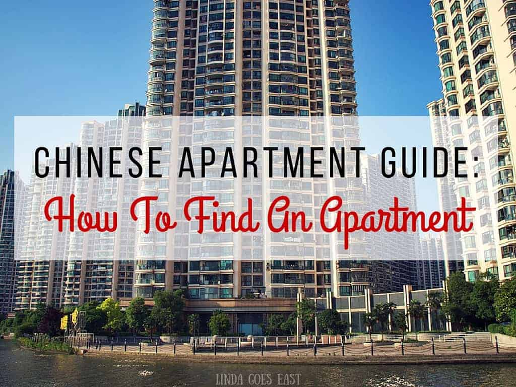 Chinese Apartment Guide   Linda Goes East